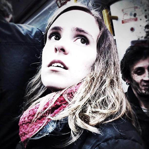 Bright by Vicente Jurado igersmadrid, passengers, street, superretro,
