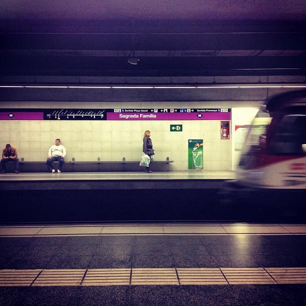Untitled by Rodrigo Gómez bcn, metro, passengers, ubiquography,