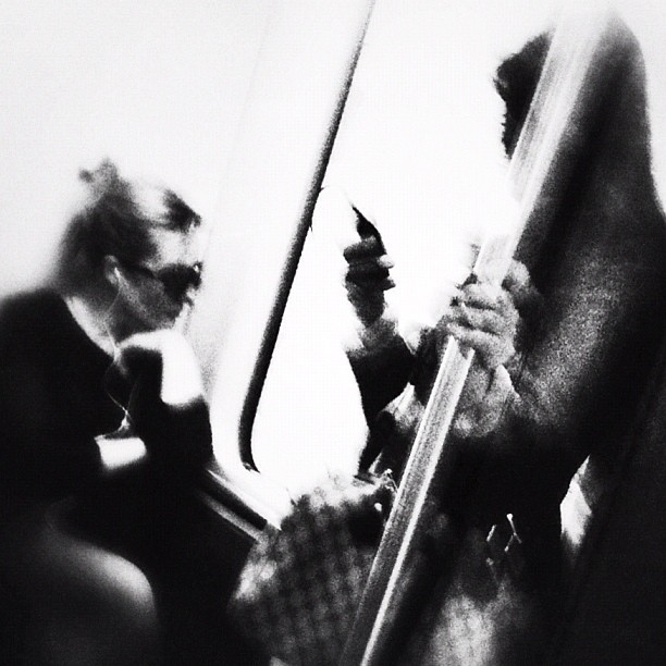 Untitled by Marcelo Aurelio passengers, ubiquography,