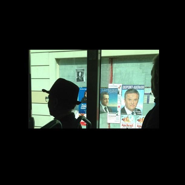 Fen tre sur candidats passengers for Fenetre president