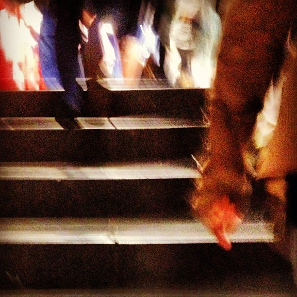 Untitled by Mariló Bigeis foto, fotografia, iphoneography, passengers, photo, photography, streephotography, ubiquography,
