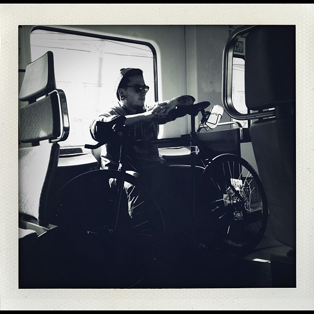 biker by Joan Guillamat passengers,