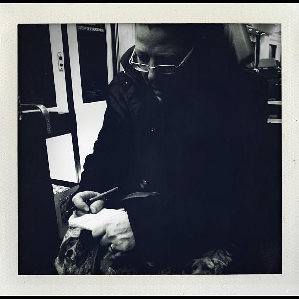 sudoku by Joan Guillamat passengers,