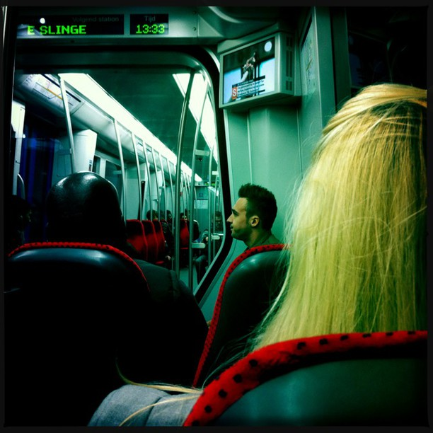 Untitled by Esther van Nes dc, hipstamatic, johns, passengers,