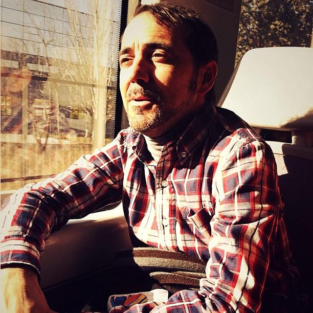 Sunny face by Vicente Jurado igersmadrid, passengers, stillretro, street,