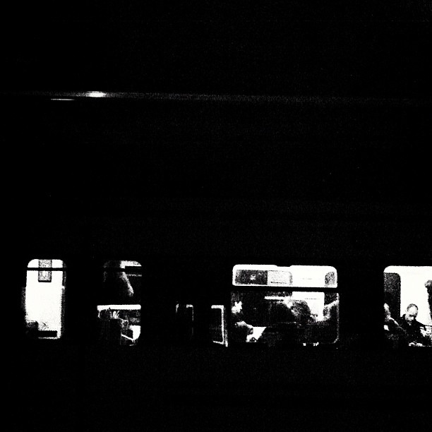 Untitled by Javier Matín iphoneography, passengers, streetphotography, ubiquography,