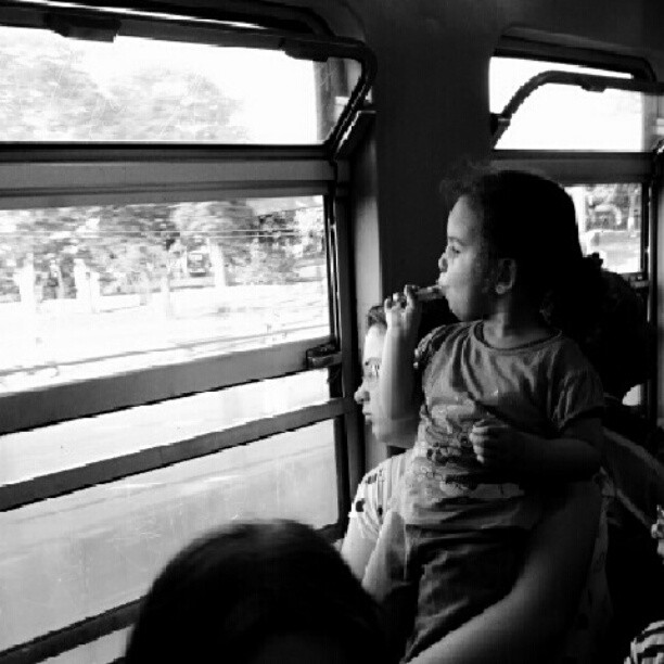 The girl at the train 1 of 2. A menina no trem 1 de 2 by Paulo Wang all_shots, ampt_community, amselcom, awesome_bw, blackandwhite, bnw_society, centralfeed, contestgram, fineart_photobw, gang_family, gf_brasil, gf_daily, hot_shotz, idestaque_id, ink361, insta_time, master_shots, most_deserving_bw, passengers, photooftheday, phototag_it, picsta, streetphoto, streetphotography, streetphotography_bw, streetphoto_bw, streetstyles_gf, streetwalker_069, street_photography,