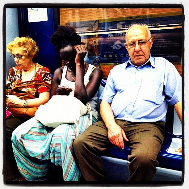 Tres situacions   by Ignasi Clapers lanena, passengers,