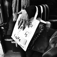 Love       .        by Benjamín Julve bcn, blackandwhite, bw, igers, iphonesia, monochrome, passengers, photooftheday, statigram, transport, ubiquography, webstagram,