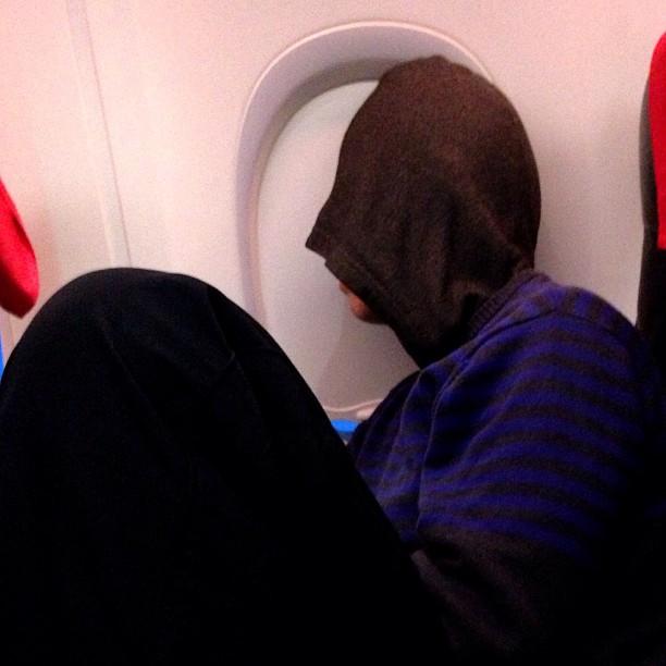 Mannen i stolen bredvid... by trulle_12 passenger, passengers,