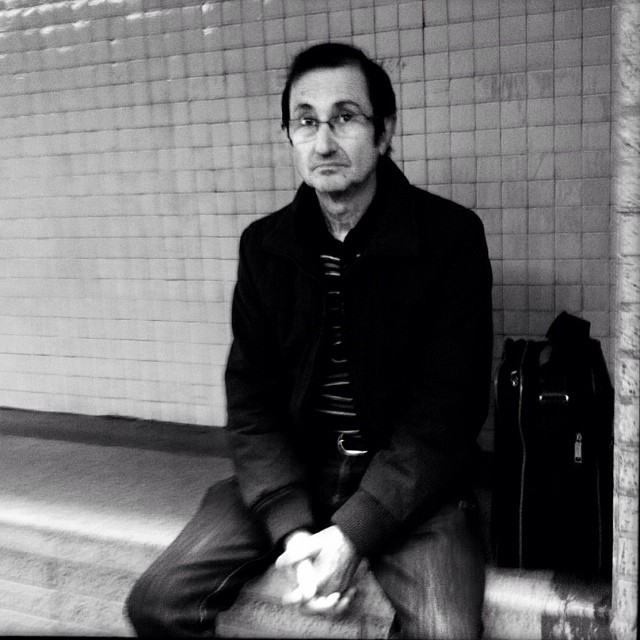 The sadness of knowing that we are ruled by a goverment subordinates to the directives and cravings of the employers. by Godo Chillida adeubenestar, adiosbienestar, barcelona, blackandwhite, bws_worldwide, cenasdometro, government, monochrome, passengers, resignation, shootermag, social, streetbw, streetphoto, streetphotography, ubiquography,