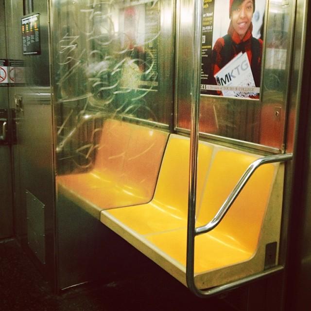 Orange  by Fran Simó passengers,