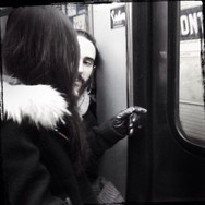 Untitled by Godo Chillida blackandwhite, cenasdometro, france, monochrome, paris, passengers, streetphoto, streetphotography, subway, subwaypeople, ubiquography,