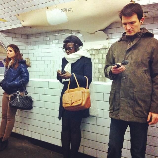 En attendant... by kozet let cenasdometro, ic_streetlife, ic_thestreets, igersfrance, igersparis, igersparis_select, ig_street, infamous_family, instaparis, insta_crew, jj_streetphotography, metrodujour, metropeople, parissubway, passengers, royalsnappingartists, rsa_streetview, subwaypeople, subwayphotography, tribegram, tribegramparis, undergroundphotography, urbanportrait, urbanromantix,