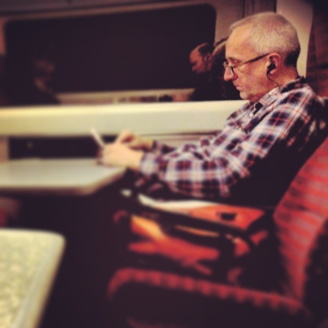 Last one of the year     by southcoasting lastnight, latergram, passengers, surprise,
