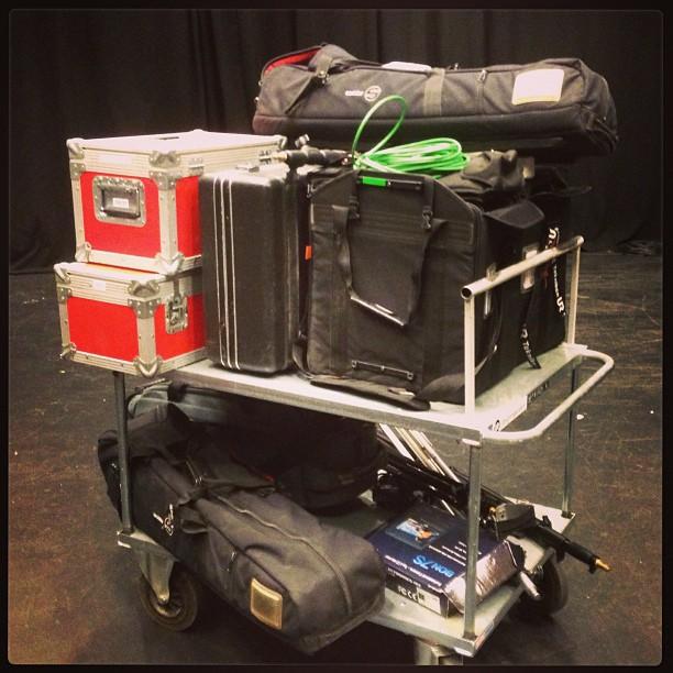 Dagens utrustning... by trulle_12 passenger, passengers,