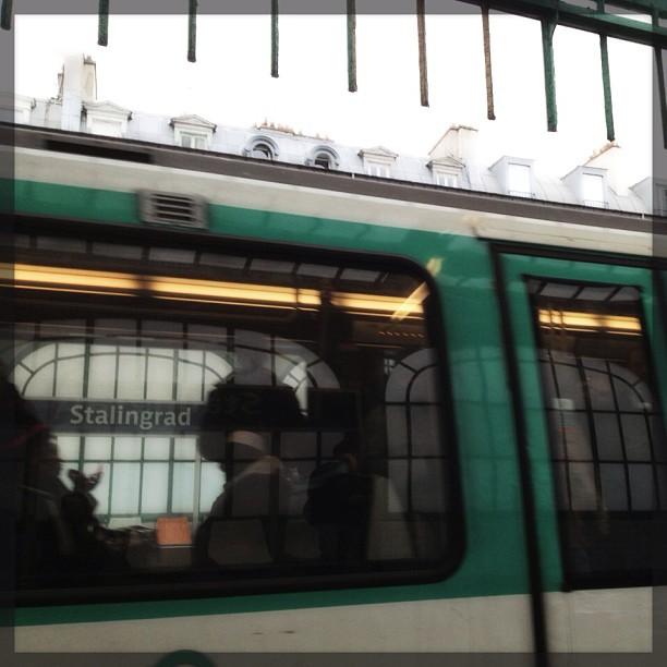 Untitled by jader_one 10likes, 15likes, 20likes, 25likes, 5likes, city, dock, greysky, instafrance, instagood, instaparis, metro, metroaérien, paris, passengers, photo, photograph, photooftheday, picoftheday, sky, stalingrad, subway, train, traindock,