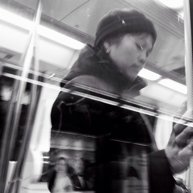 When a government decides to adopt the policy of the fallacy people have to break through the glass doors of direct action to reclaim responsibilities (I) by Godo Chillida blackandwhite, bws_worldwide, government, monochrome, passengers, resignation, social, streetbw, streetphoto, streetphotography, subway, subwaypeople, ubiquography,