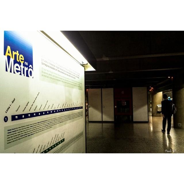 Art at the subway... by Paulo Wang allshots_, amigersbr, ampt_community, brasilcotidiano, centralfeed, chiquesnourtemo, galeriamink, hot_shotz, ic_streetlife, iglightshots, ink361, insta4fun, jj_streetphotography, jornalistasdeimagens, mafia_streetlove, mostdeserving, my_flagrants, passengers, pix_mania, rsa_streetview, sambapix, serpaulistano, streetcolour, streetphoto, streetstyles_gf, street_minimal, street_photography, vidanoolhar, youmustsee,