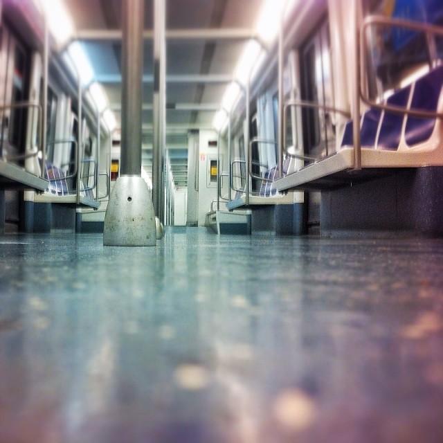 Ningú     by Núria Rodríguez feet, metro, passengers, piessengers,