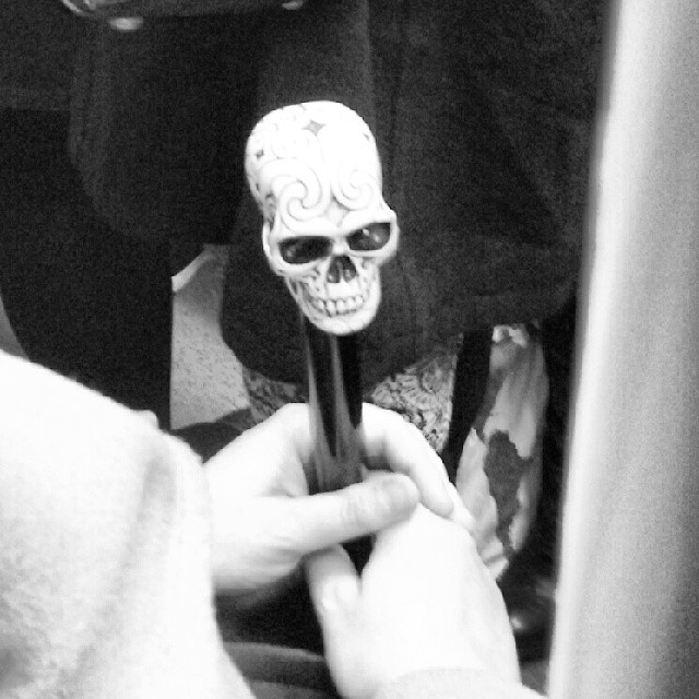 Untitled by hove9 passengers, skullcane, tube,