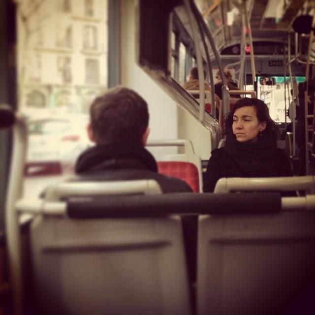 Cara y cruz  by Paula Jarrin passengers,