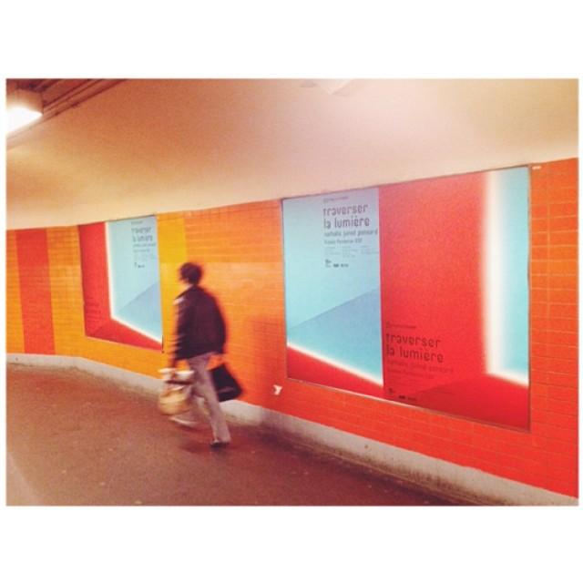 Untitled by jader_one city, france, metro, paris, passengers, street, streetphotography, subway, tunel, underground,