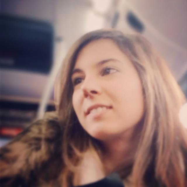Smiles are beautiful   by Fran Simó passengers, womenarebeautiful,