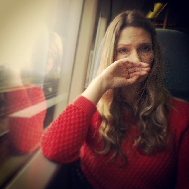 Red top    by southcoasting passengers, passingthrough, wondering,
