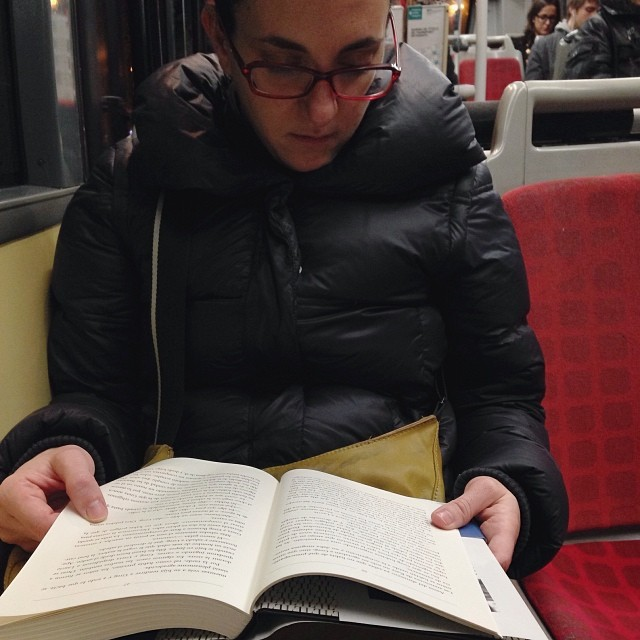 Open book  by Paula Jarrin passengers,