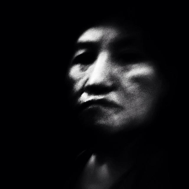 Untitled by Marcelo Aurelio biancoenero, bianco_nero, blackandwhite, blancoynegro, bn, bnw_capture, bnw_demand, bnw_one, bw, iphonephotography, passengers, train, ubiquography,