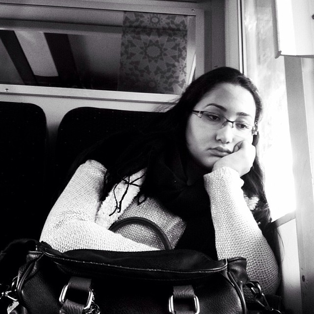 Untitled by Godo Chillida blackandwhite, bws_worldwide, monochrome, morocco, passengers, rabat, shootermag, streetbw, streetphoto, streetphotography, train, ubiquography,