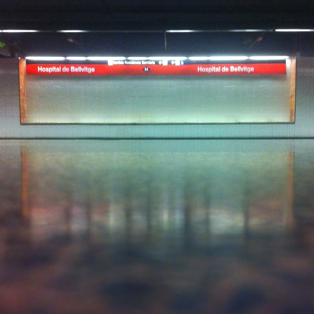 No one     by Núria Rodríguez feet, metro, passengers, piessengers,