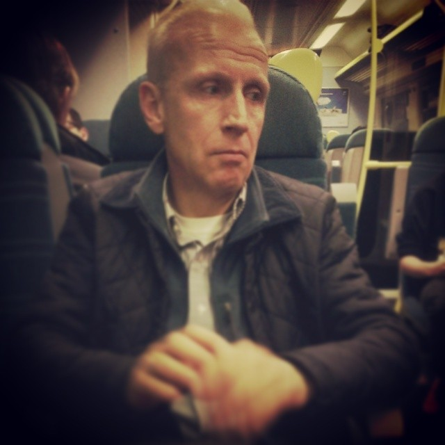 Silver Fox  by southcoasting passengers,