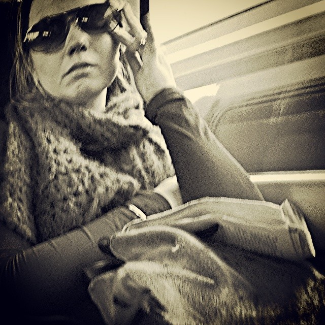 Lop-sided       by southcoasting passengers, peopleonpublictransport, picoftheday, pictureoftheday, picture_of_the_day, train,