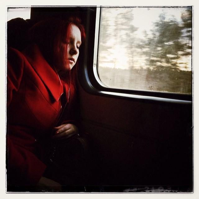 Untitled by JuliaPavlutina passengers, photorussia, russia,