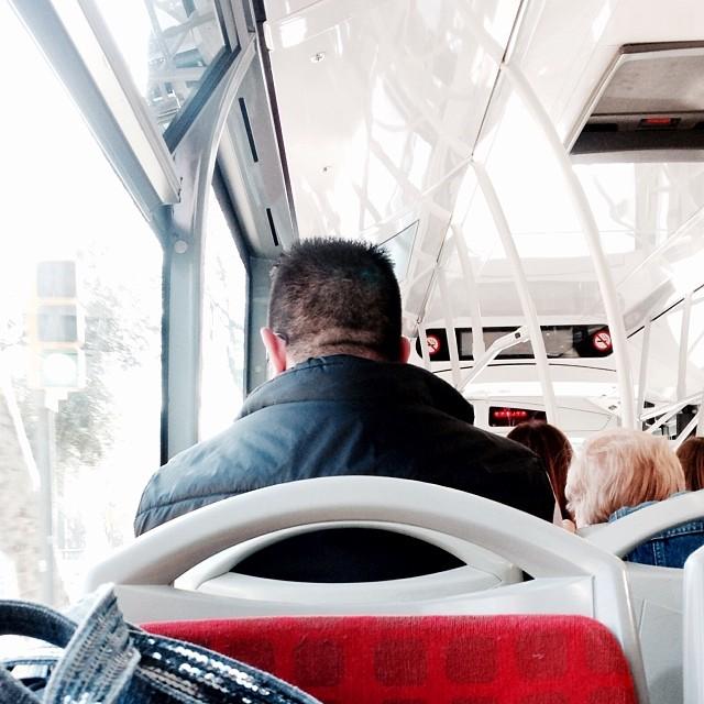 Big  by olga balibrea passengers,