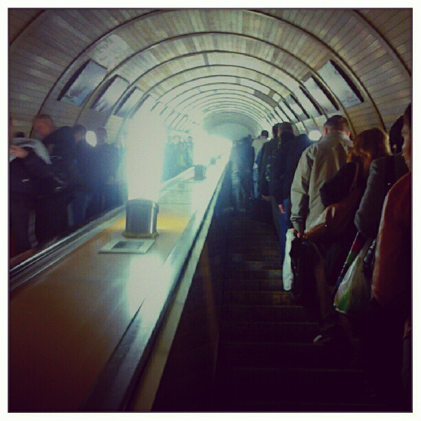 Up and down by creepture allshots_, ampt_community, citi_zen, emotiondaily, fineartstorage, hubstreet, igersmoscow, igersrussia, instamsk, metro, mobilography, moscow, moscowmetro, passengers, rusmobphoto, russia, shootermag, statigram, strangersintransit, streetphoto, streetphotography, streetphoto_color, streetphoto_fav, subwaypeople, subwaythroughmyeyes, tube, wearejuxt, webstagram, большойгород, москва,