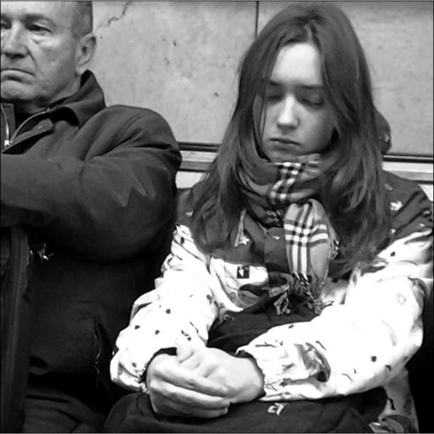 To sleep or not to sleep by creepture bwoftheday, bwstreet, bw_lover, citi_zen, hubpeople, hubstreet, metro, mobilography, monochrome, moscow, moscowmetro, passengers, rusmobphoto, russia, station, strangersintransit, streetbw, streetphoto, streetphotography, streetphoto_bw, streetphoto_fav, streetportrait, streetwalker_bw, subwaypeople, subwaythroughmyeyes, tube, tubesleepers, большойгород, мобилография, москва,