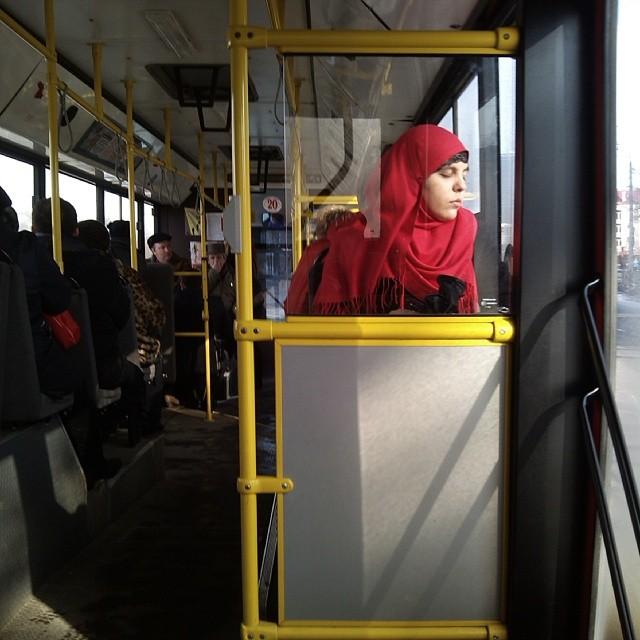 Untitled by Rinat Khafizov passengers,