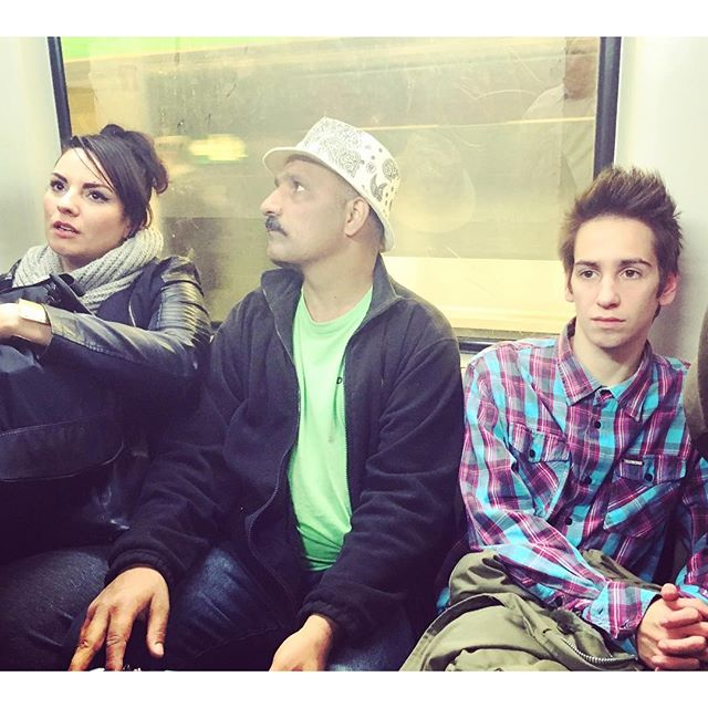 Three by Fran Simó barcelona, passengers,