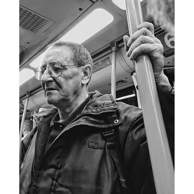 Viajero metropolitano by Antonio Jiménez Lara commuters, madrid, metro, passengers, streetlife, streetphotography, streetphotomadrid, total_streets,